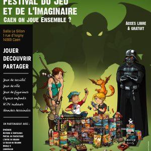 Festival du Jeu et de l'Imaginaire – 8ème édition