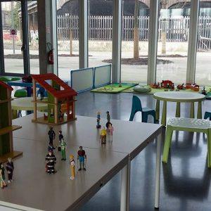 Ludothèque Éphémère – centre socio-caf Lisieux – lundi 30 octobre