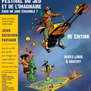 Festival du Jeu et de l'Imaginaire 9ème édition – 16-17 novembre 2018