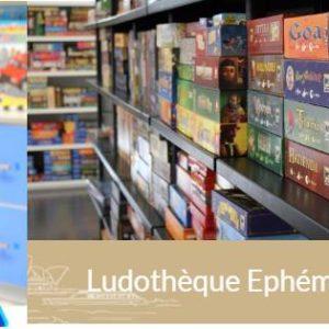 Ludothèque Éphémère Folie-Couvrechef – 2019/2020
