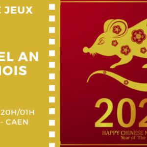 Soirée Spéciale Nouvel An Chinois – 24/01/20