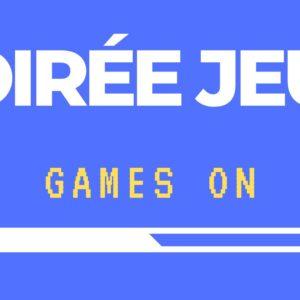 Soirée Jeux au Café des images – 25/02/20
