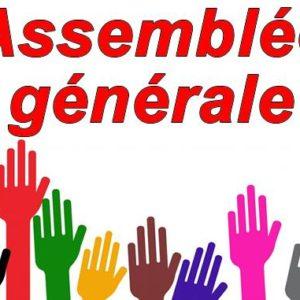 Assemblée Générale Ordinaire 2020 – 20/03/20
